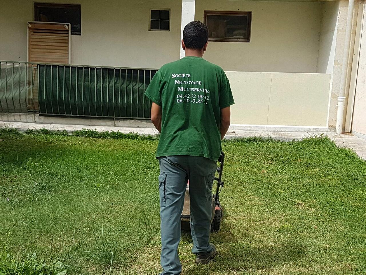 entretien des espaces verts aix en provence