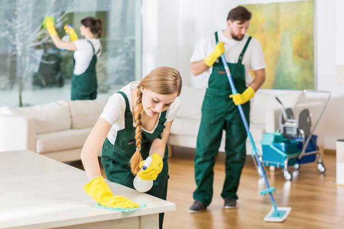 entreprise de nettoyage particulier à Aix en Provence